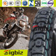 High performance tubeless 90/80-17 llanta para moto