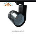 3 years warranty CRI 90 flicker free 30W indoor cob led track light