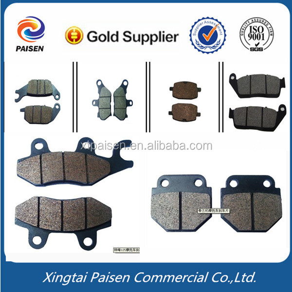 motorbike/ motorcycle disc brake pad/ motor cycle brake plate for kymco honda/yamaha