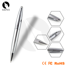 SHIBELL Logo customized heavy silver metal pens