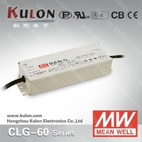 MeanWell CLG-60 15v 4A Class 2 power unit high efficiency led power supply