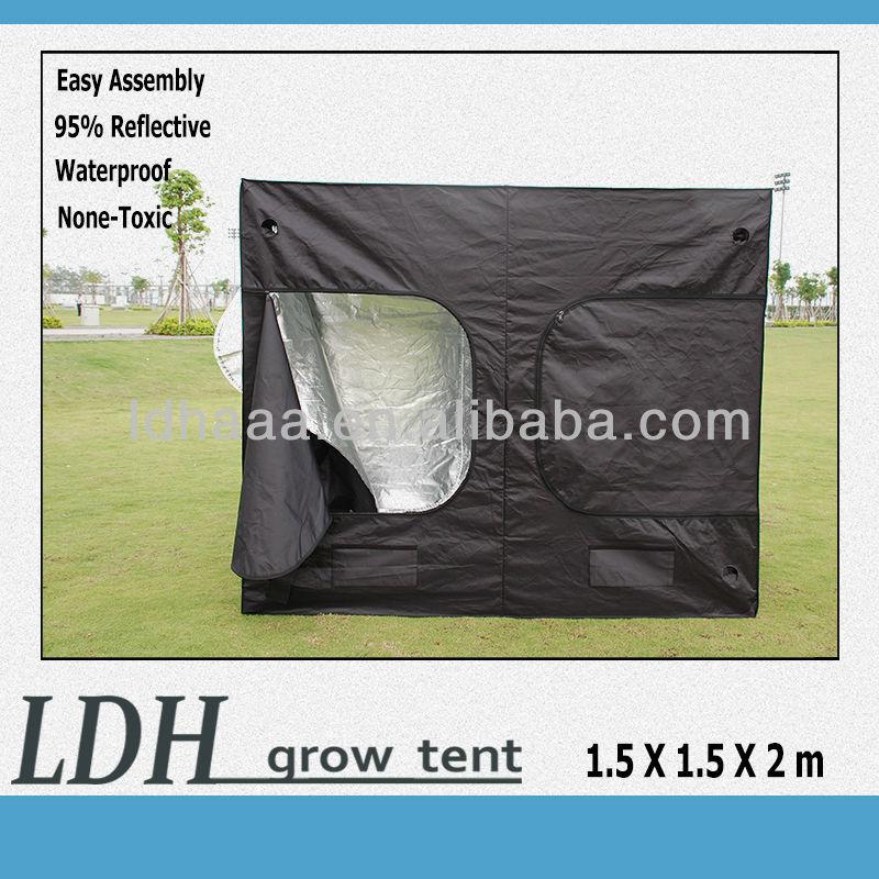 indoor hydroponics grow tent/fan/duct/carbon filter charcoal filter