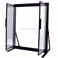 hot sale glass door for supermarket multi deck freezer