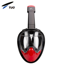 2018 New Free Breath Seaview 180 Degree Scuba Diving Full Face Snorkel Mask