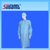 sterile disposable SMS surgical gown