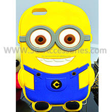 Silicone Protector Case for ipad mini (Despicable Me)