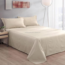Factory Direct Sale As Customized Polyester Bedding Sheet Set