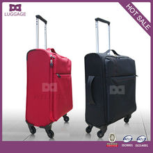 2014 new design newest colorful ultra lightweight luggage