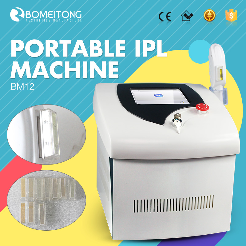 DVD and training manual IPL personal home skin rejuvenation machine