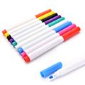 NON Permanent waterproof marker pen, magic china marker pens,office dry erase markers magnet and eraser
