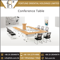 Durable Finish Conference Meeting Training Table/ Office Furniture at Competitive Price