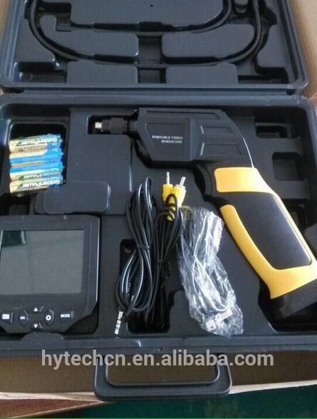 Portable Digital Camera Endoscope video Borescope