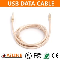 AiLINE Hot Selling Flexible Silicon usb extension cable