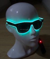 Cool! amazing! Ray-Ban Style colourful EL Sunglasses