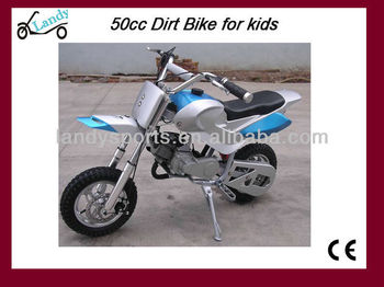cheap new 50cc dirt bike/kids gas dirt bikes/gas motorcycle (LD-DB204)