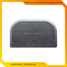Best sale high quality wholesale china factory fashionable nice design cut pile home entrance mat