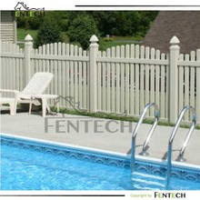Suitable Picket Fence Used For Hot Swim Pool Fence House Fence