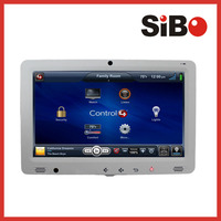 TFT LCD Multi Touch screen Media Player Hanging on Wall