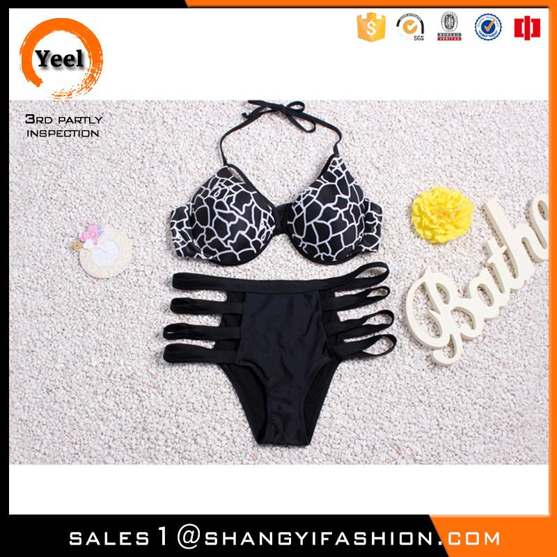 chinese supplier surfing Breathability dog sexi swimsuit open bikini