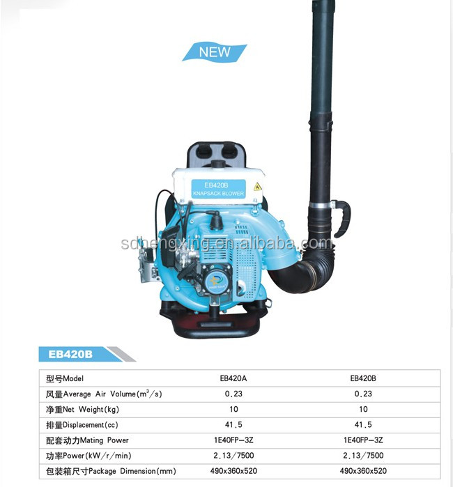 Gasoline Power Portable Air Blowers EB420B