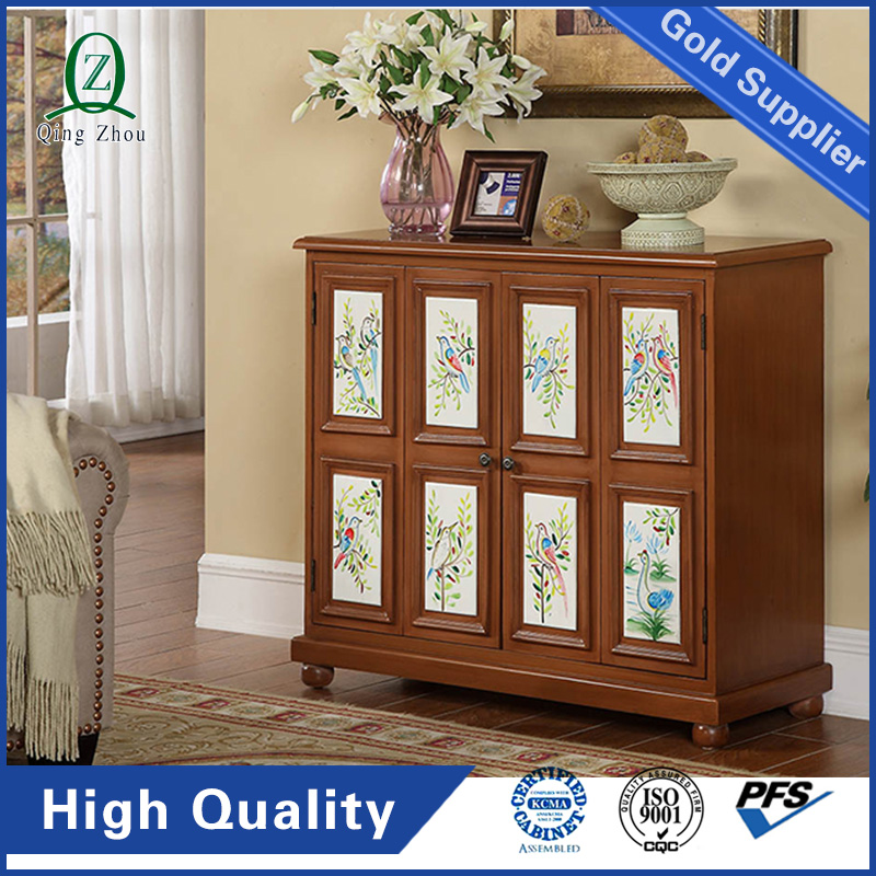 Nice Quality Custom Design Shoe Storage Cabinet Chinese Shoe Cabinet
