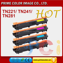 Toner cartridge for Brother TN221