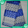 Royal blue tulle net lace, good material lace fabric for wedding dress, embroidered lace with beads