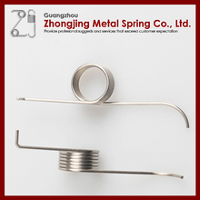 Adjustable wire torsion spring OEM spring