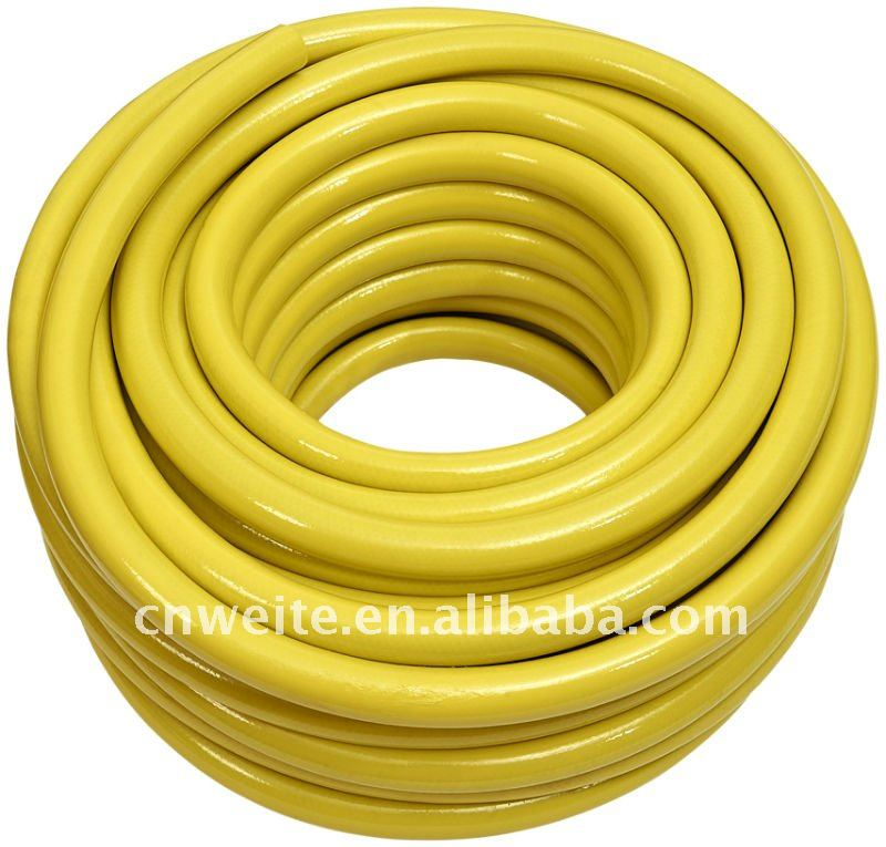 "Voight - 3/4"" PVC Garden hose - irrigation hose Anti-UV vegetable garden hose pipe"