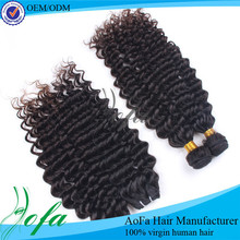 Fashion and passion weave virgin remy hair weaving extension