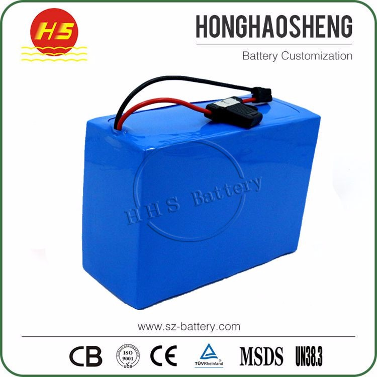 3000W Electric scooter bike Battery 48v 60ah lithium battery with bms