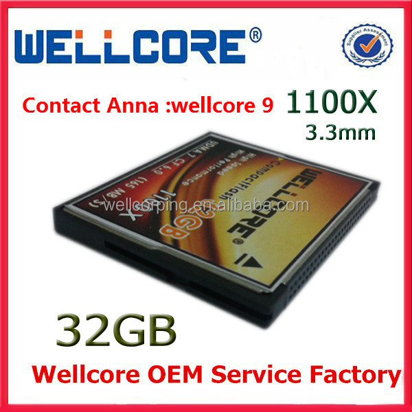 China Hot Sale ! High Speed Cf Card 32mb,Memory Card 32mb Cheap Price !