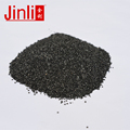 Bright black color sand multi colored sand for Aquarium use from China factory