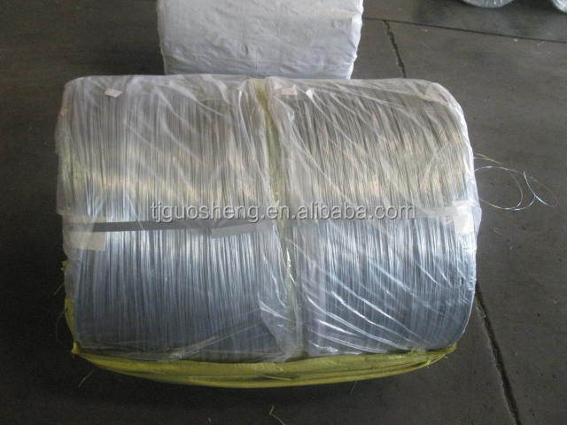 8mm hot dipped galvanized wire