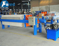 Toper:Hydraulic Chamber Filter Press for Various Sludge Dewatering