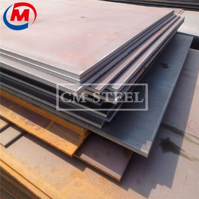 Xar400 Xar450 wear abrasion resistant overlay high carbon high chromium steel plate