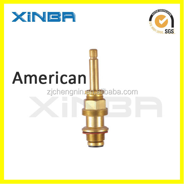 China Manufacturer Brass Valve Cartridge