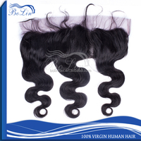 Low price latest 6a top quality lace frontal hair pieces