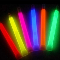 Outdoor Waterproof 6 Inch Glow Stick