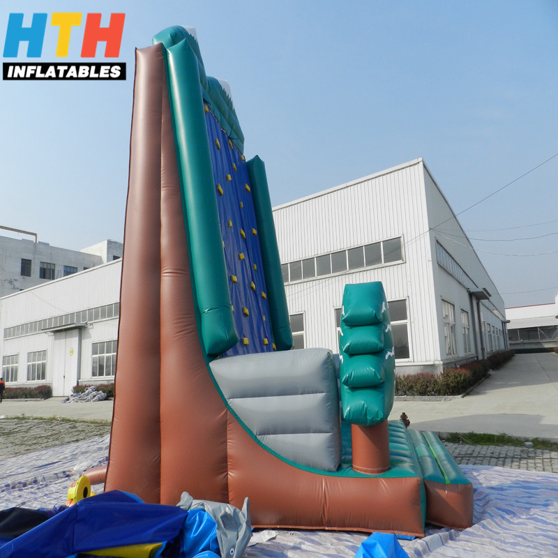 Inflatable floating climbing for adult