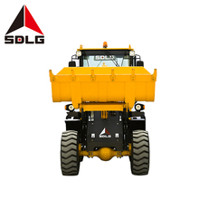 China Made sdlg LG918 4 ton wheel loader With Low Price