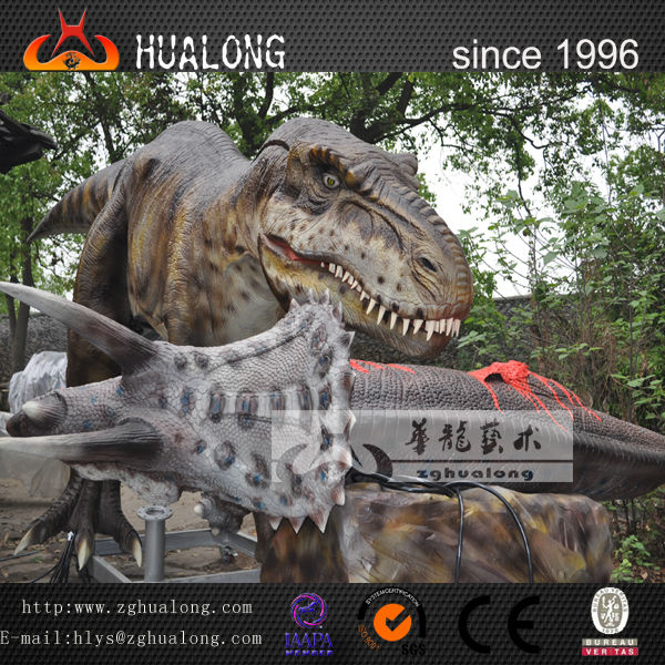 Fierce Imitate Dinosaur for Museum product