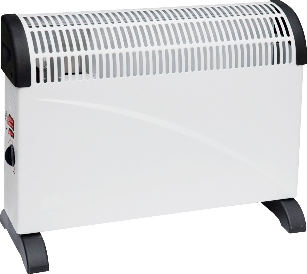 CX-2000B TURBO 2000W convector heater with turbo fan