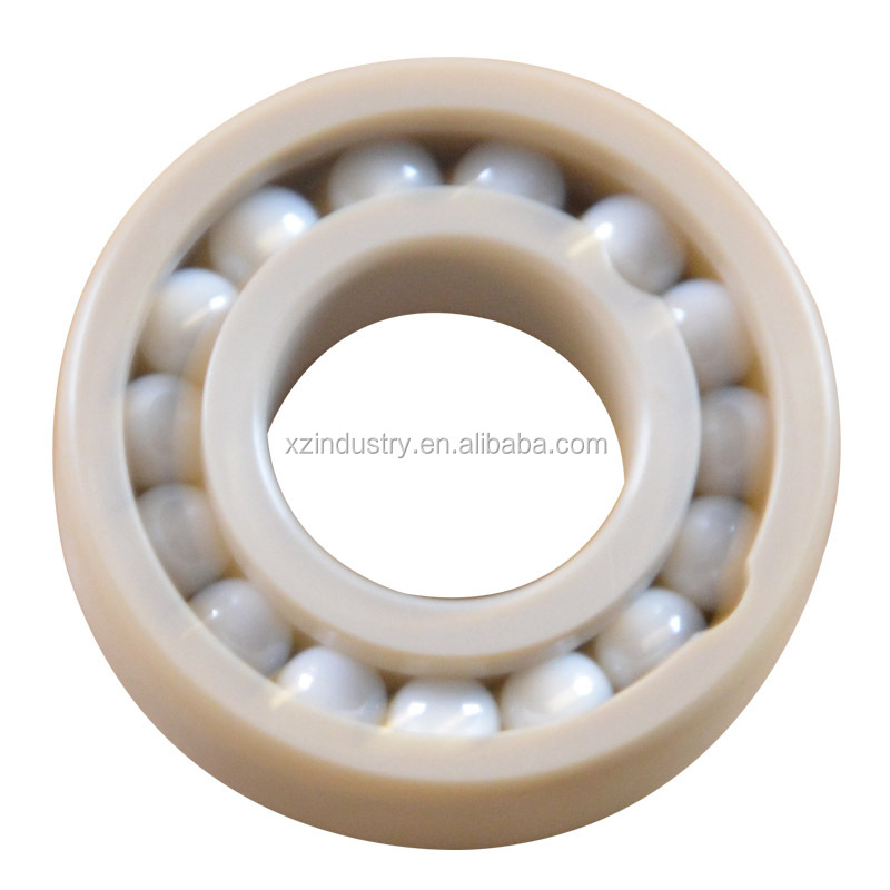 High Precision and High Speed Full Ceramic Bearing of Full Complement Balls 6002 made in china