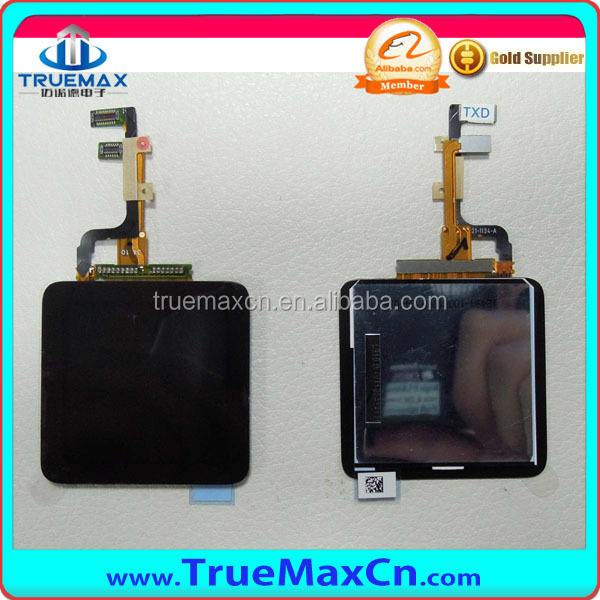 100% original lcd screen for iPod Nano 6, for iPod 6 touch lcd display