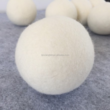 2017 Amazon bestseller 6 pacl xl organic merino wool dryer balls New premium 6 pack xl