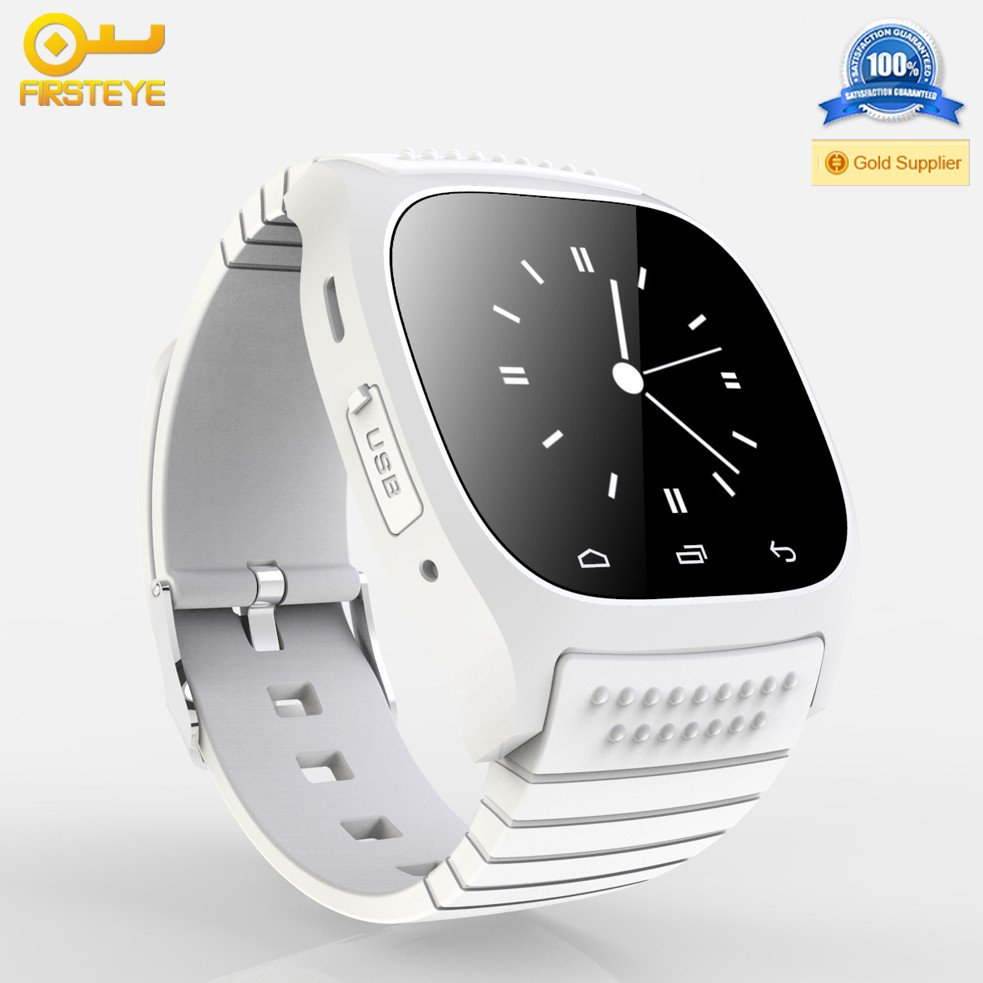2015 Smart Watch Compatible with Android Ios Support Sleep Monitor Anti-Lost Bluetooth 4.0 Smartwatch