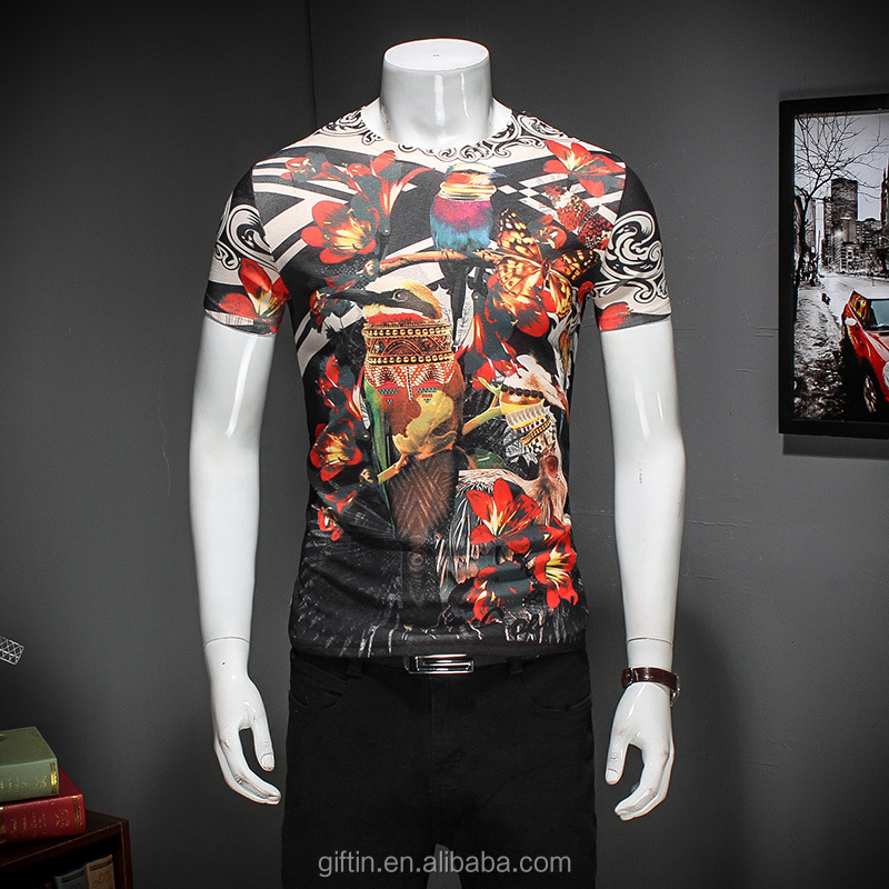 gradient color dye sublimation t-shirt printing exporter bangladesh