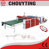 Fully-Auto bottom sealing heavy duty plastic bag making machine with Flying Knife System