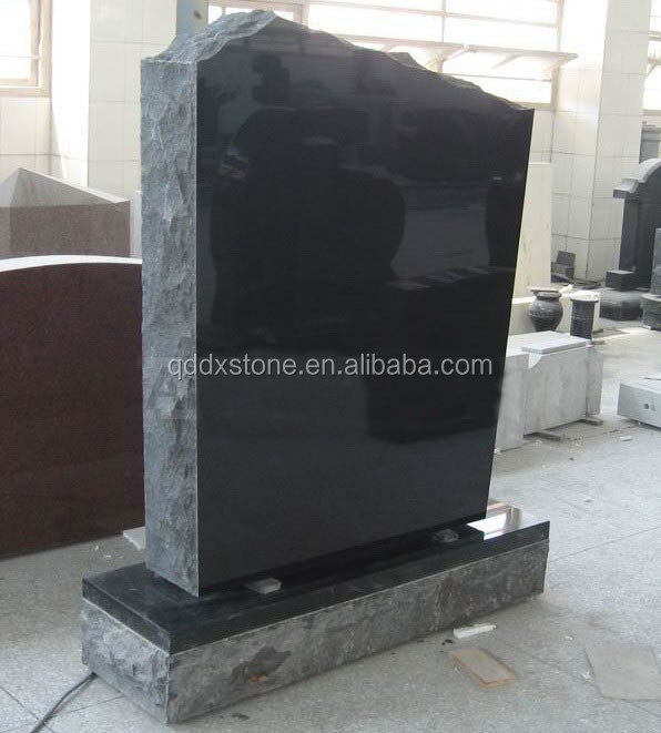 High quality black tombstone design